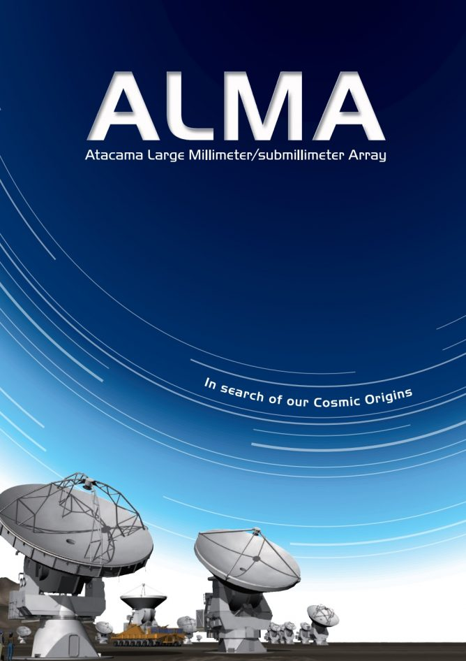 ALMA Pamphlet (produced in December 2012)