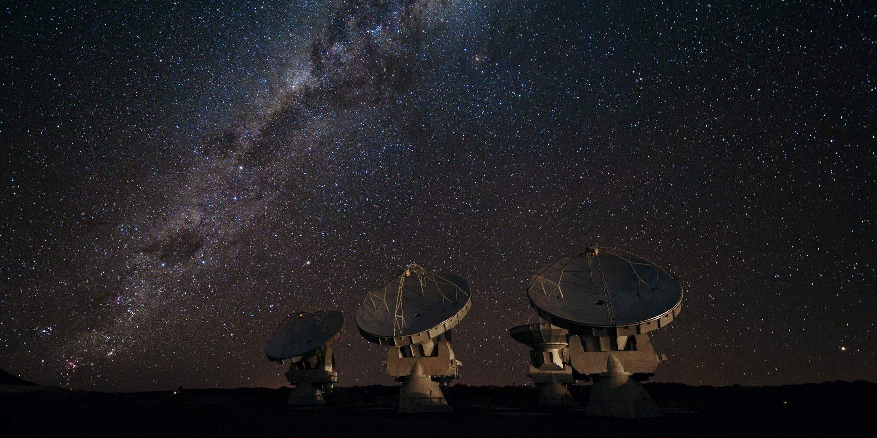 アルマ望遠鏡とは