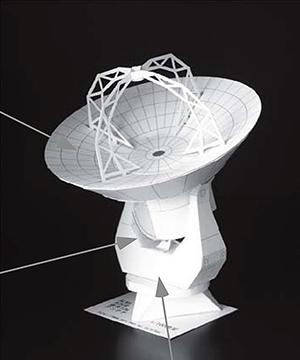 ALMA Japanese 12-m antenna