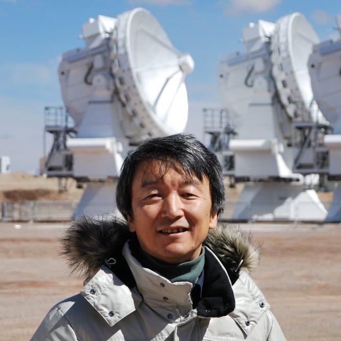 Tetsuo Hasegawa (Senior Professor at the NAOJ Chile Observatory)