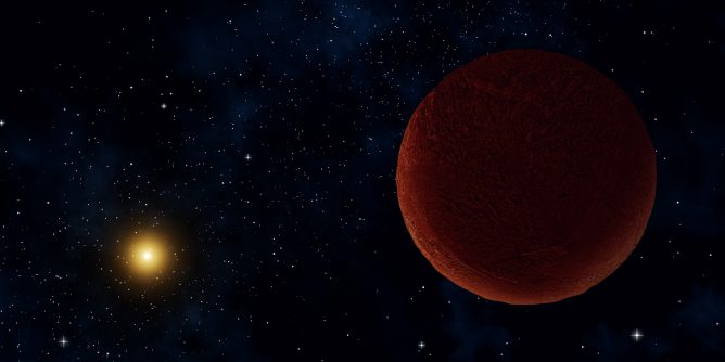 太陽系外縁部に潜む小天体をアルマ望遠鏡が捉えた