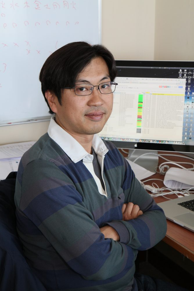 Mizuno Norikazu (Associate Professor at the NAOJ Chile Observatory)