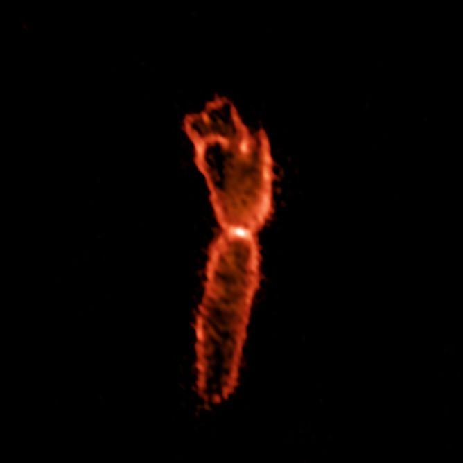 ブーメラン星雲