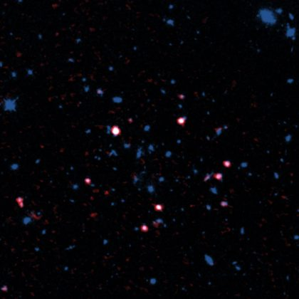 Galaxy cluster XMMXCS J2215.9–1738