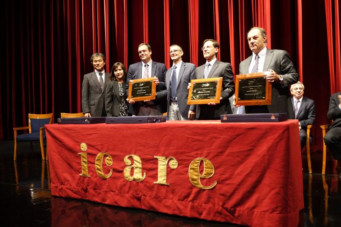 ALMA receives award for its contribution to the progress of Chile