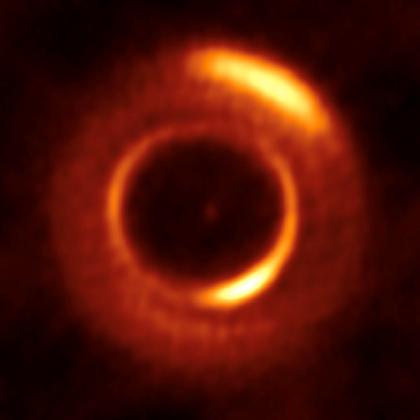 若い星MWC 758のまわりの円盤