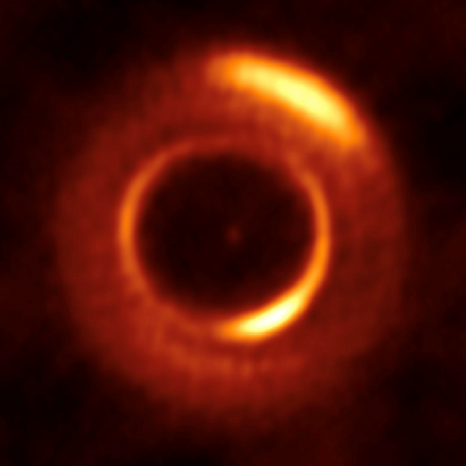 Exciting Structures Discovered in a Young Protoplanetary Disk Lend Strong Support to Planet Formation in the Disk