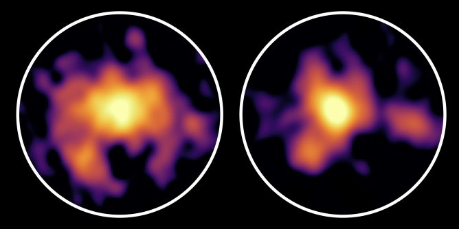 Unstoppable Monster in the Early Universe  - ALMA obtains most detailed view of distant starburst galaxy