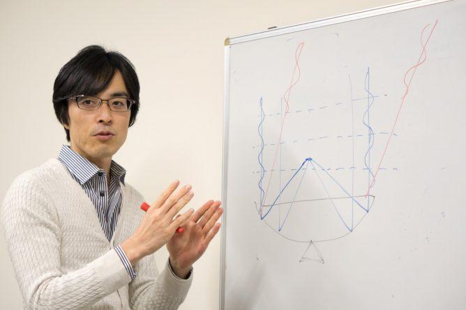永井洋 国立天文台チリ観測所特任准教授