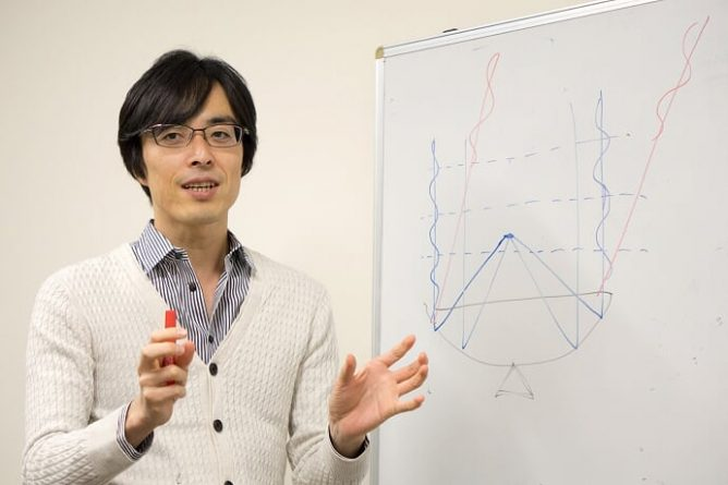 Hiroshi Nagai (Project Associate Professor at the NAOJ Chile Observatory)<br />
