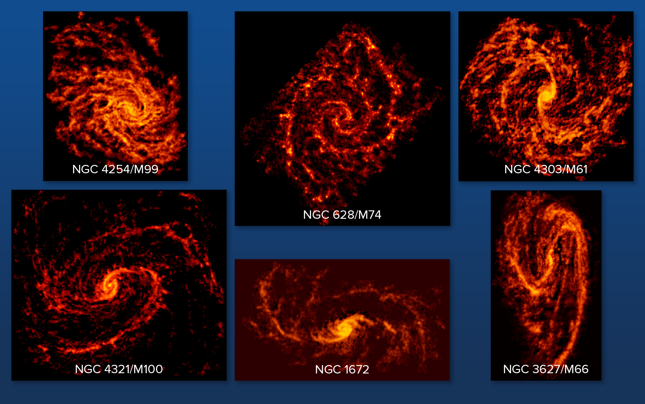 News - What 30,000 Star Factories in 74 Galaxies Tell Us