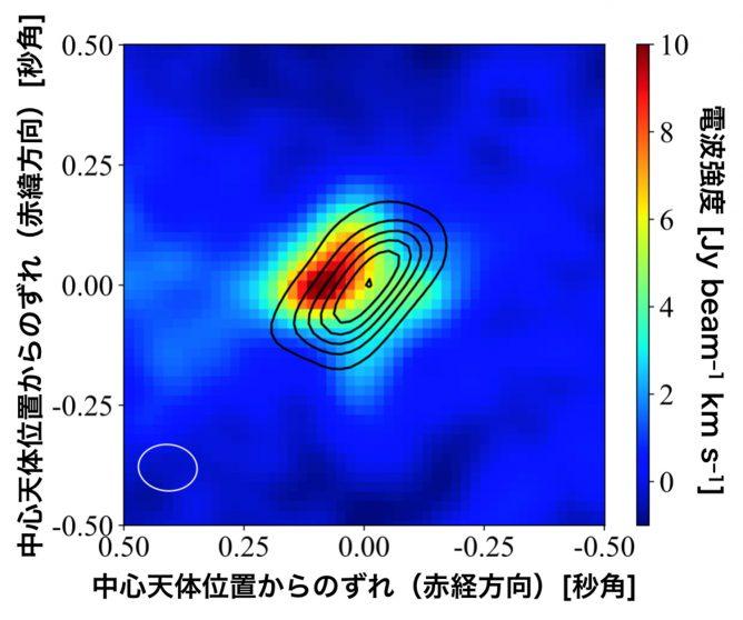 巨大原始星の周りにアルミニウムを含む分子を発見 ―惑星材料の起源の理解へ