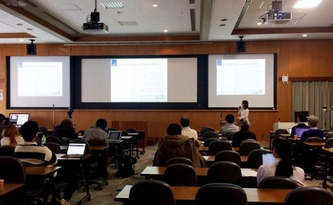 科学観測サイクル7向け観測提案準備会合を開催