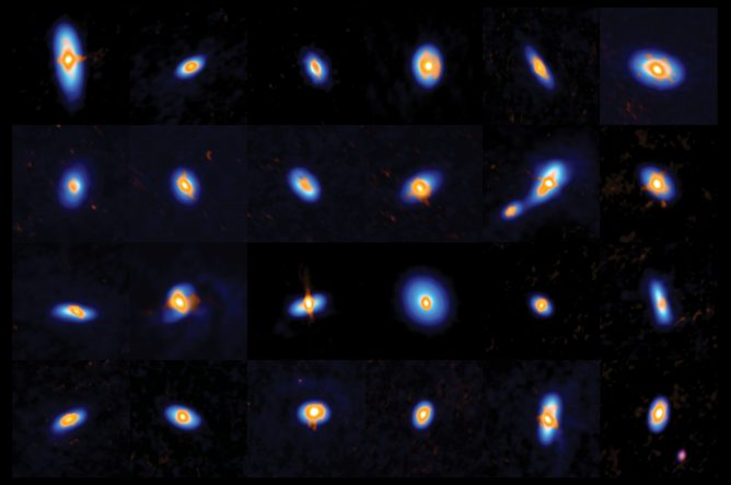 VANDAM images of protostars in Orion