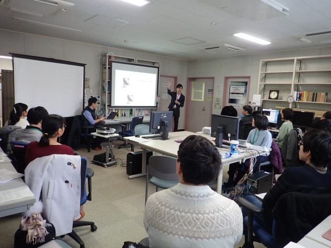 アルマ望遠鏡データ解析講習会(イメージング・中初級編)を開催