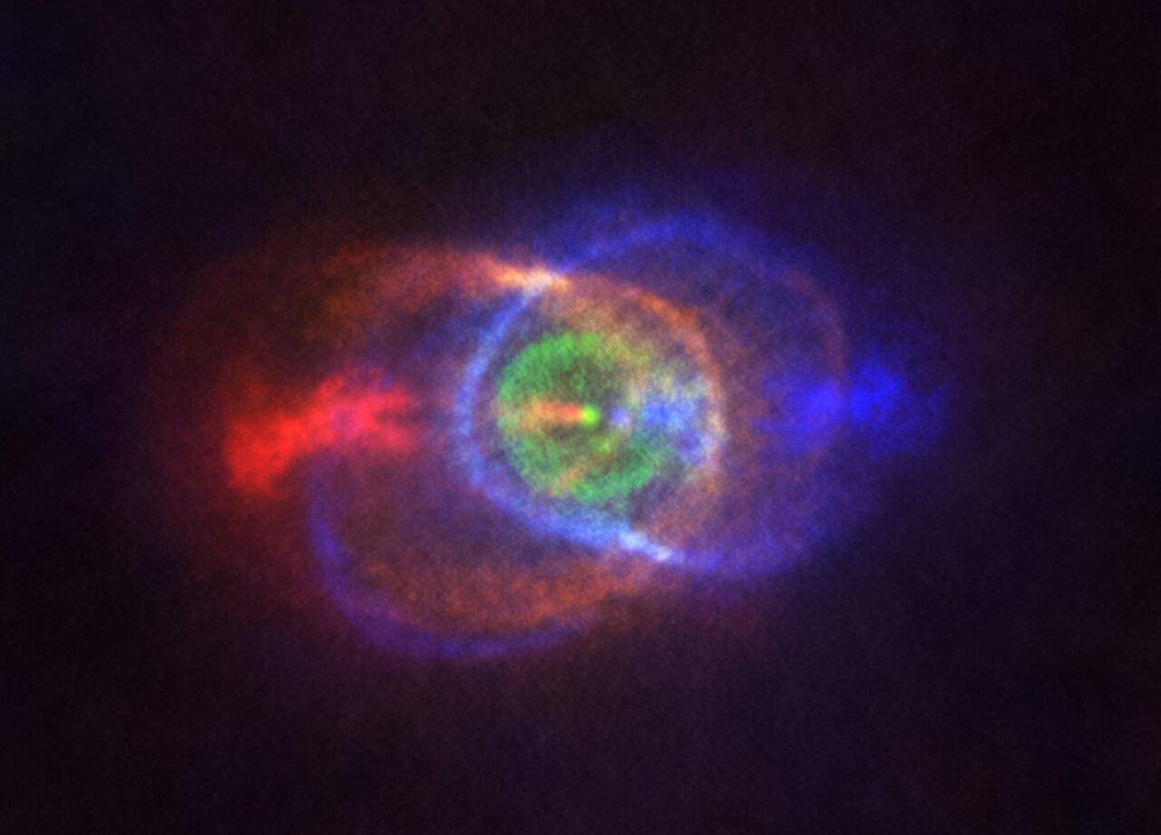 ダイナミックな連星系の最期