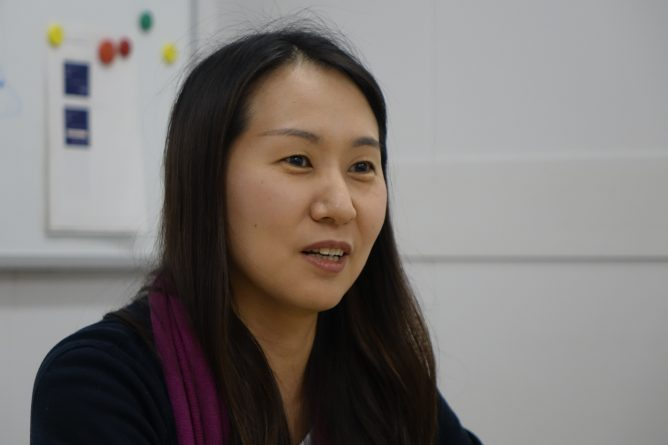 Nami Sakai (Chief Scientist at the Star and Planet Formation Laboratory, RIKEN)