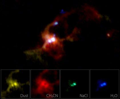 原始連星IRAS 16547-4247