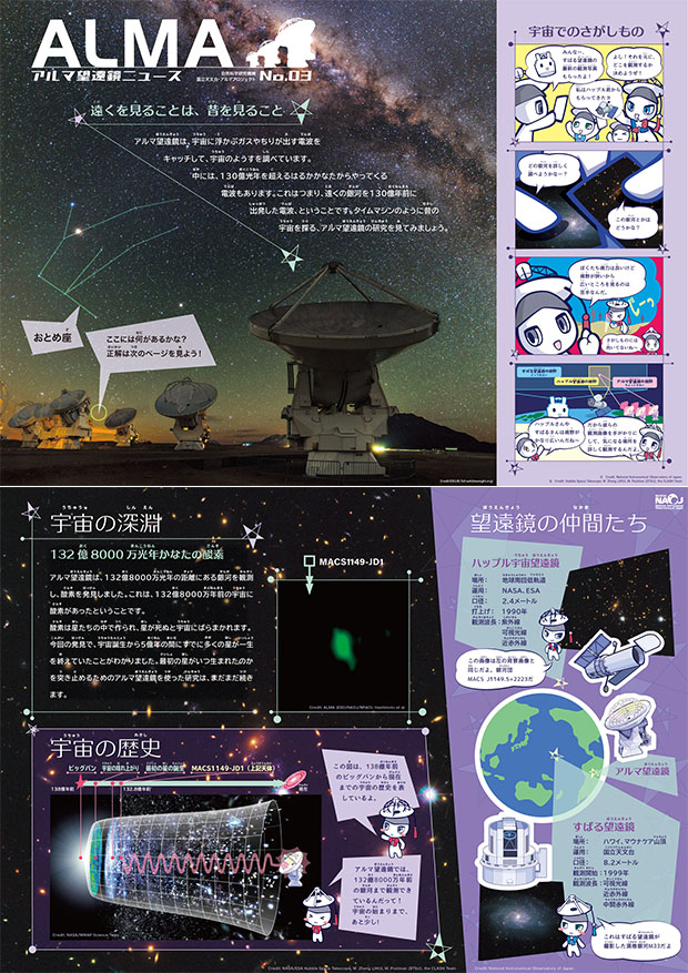 季刊アルマ望遠鏡ニュース No.3