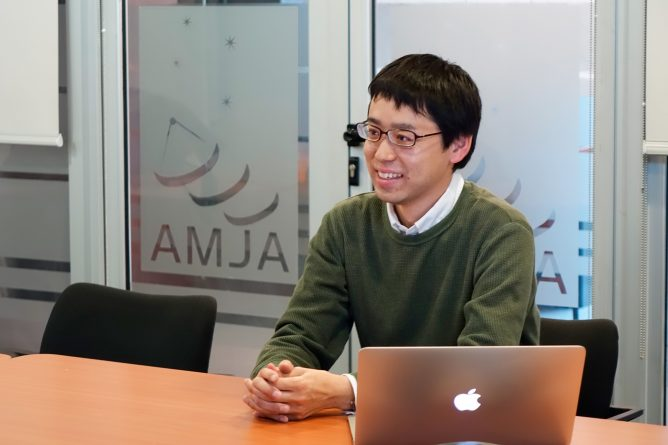 People Working for ALMA (5)</br> Interview with an Astronomer Working at the Santiago Office of the Joint ALMA Observatory