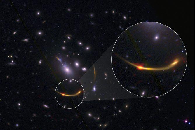 宇宙初期に「ガス欠」に陥った大質量銀河を発見