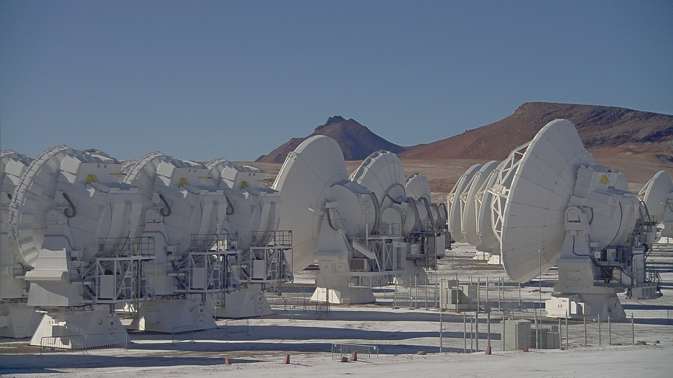 ALMA webcam
