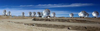14 antennas at AOS