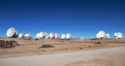 20 antennas at AOS