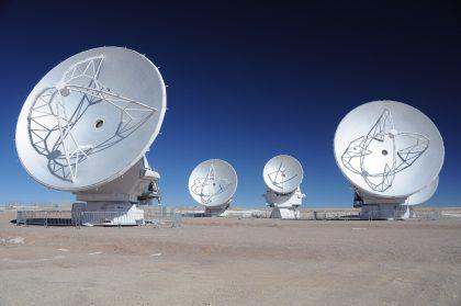 7m and 12m antennas at AOS