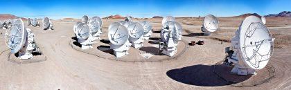 Atacama Compact Array (Morita Array)