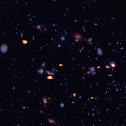 ALMA Explores the Hubble Ultra Deep Field