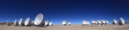 アルマ望遠鏡山頂施設パノラマ02