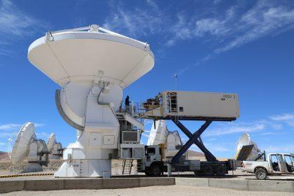 アンテナへの受信機の搭載