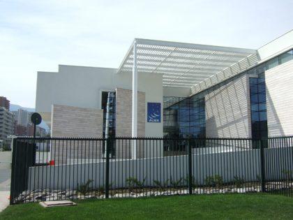 合同アルマ観測所サンティアゴ中央事務所(SCO)建物