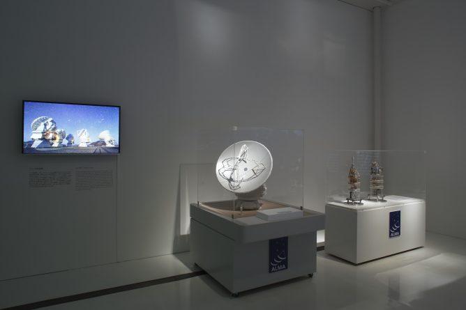 金沢21世紀美術館でALMA MUSIC BOXの展示