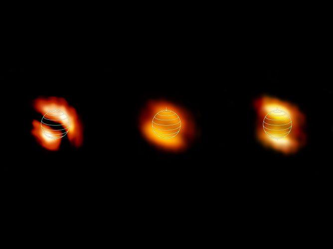アルマ望遠鏡、タイタンの大気中で有機分子の偏りを発見