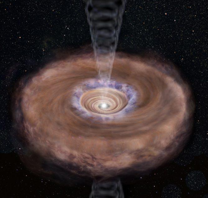 プレスリリース解説:生まれつつある原始惑星系円盤で劇的な化学変化:かつて太陽系も経験したか?