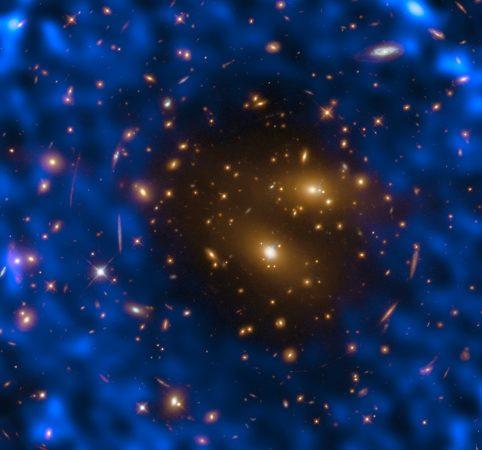 銀河団RX J1347.5-1145のスニヤエフ・ゼルドビッチ効果